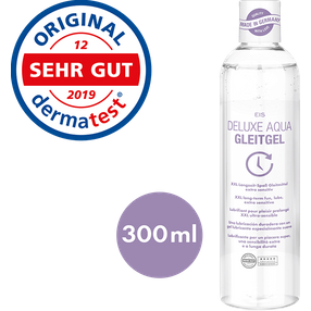 EIS Gleitgele 300 ml Langzeit Deluxe Aqua, extra sensitiv