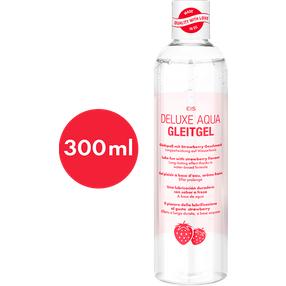 EIS Gleitgele 300 ml Erdbeere Deluxe Aqua