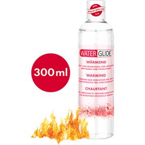 Waterglide 300 ml Wärmend für sanfte Wärmeeffekte