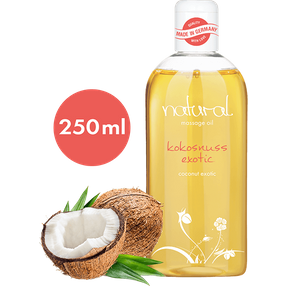 Natural 250 ml Exotic Kokosnuss