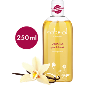Natural 250 ml Vanille Passion