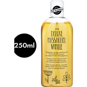 EIS Massageöle 250 ml Vanille Deluxe Massageöl
