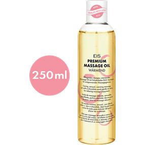 EIS Massageöle 250 ml Wärmend Premium Massageöl