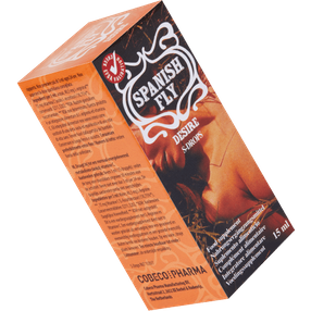 Cobeco Spanish Fly Desire S-Drops , 15 ml