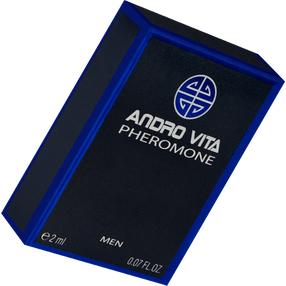 Andro Vita Pheromone Men, 2 ml