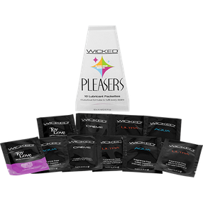 Wicked Pleasers, 10 Teile, 40 ml