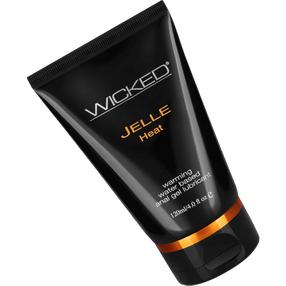 Wicked Jelle Heat, wasserbasiert, 120 ml