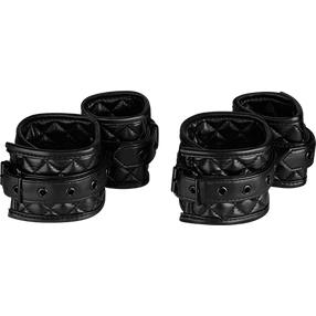 Allure BDSM Fessel-Set, 2 Teile
