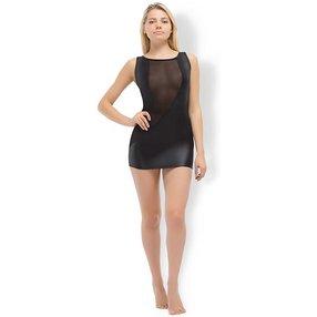 Allure Cut-A-Way Mini-Dress