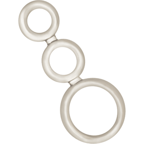 Addicted Toys Rings Set for Penis, 2,8 - 5 cm