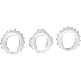 Addicted Toys Rings Set for Penis, 3,1 - 5,5 cm