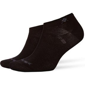 Burlington Everyday 2-Pack Damen Sneakersocken, 36-41, Schwarz, Uni, Baumwolle, 22051-300001