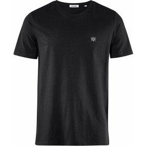 Burlington Herren T-Shirt Rundhals, XL, Schwarz, Raute, 2169003-30000500