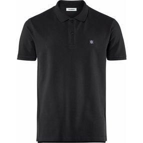 Burlington Herren Polo-Shirt Polo, L, Schwarz, Raute, Baumwolle, 2169011-30000400