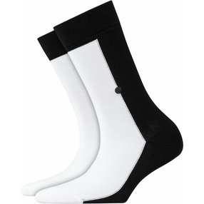 Burlington Black Joker Damen Socken, 36-41, Schwarz, Baumwolle, 20762-300001