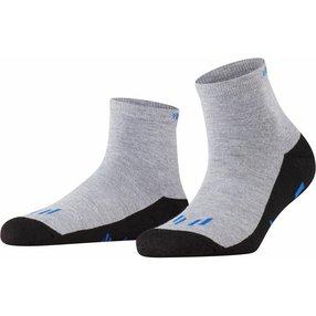 Burlington Lauf Socken, 36-41, Grau, Uni, 27011-377501