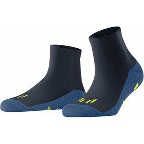 Burlington Lauf Socken, 36-41, Blau, Uni, 27011-612001
