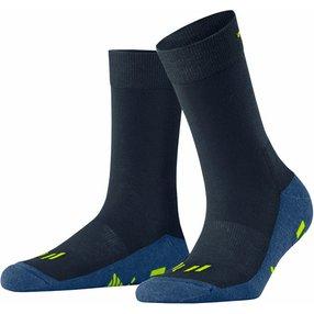 Burlington Lauf Socken, 36-41, Blau, Uni, 27012-612001