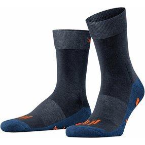 Burlington Lauf Socken, 40-46, Blau, Uni, 21900-612002
