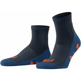 Burlington Lauf Socken, 40-46, Blau, Uni, 21899-612002