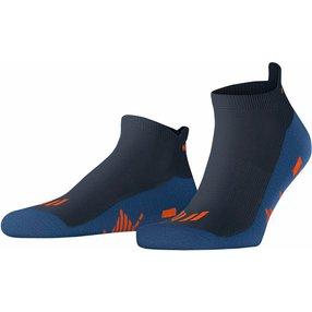 Burlington Lauf Sneakersocken, 40-46, Blau, Uni, 21898-612002