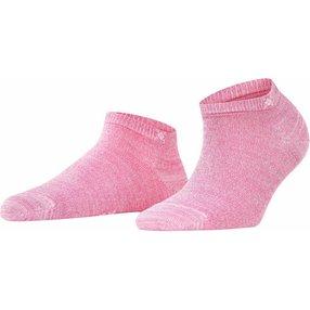 Burlington Soho Vibes Damen Sneakersocken, 36-41, Rosa, Baumwolle, 22100-844801