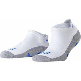 Burlington Lauf Sneakersocken, 36-41, Weiß, Uni, 27010-200001