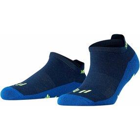 Burlington Lauf Sneakersocken, 36-41, Blau, Uni, 27010-612001