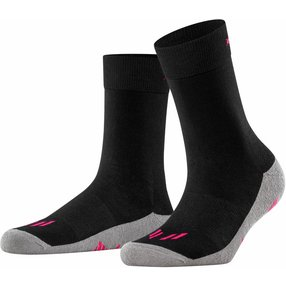 Burlington Lauf Socken, 36-41, Schwarz, Uni, 27012-300001