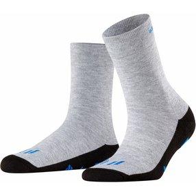 Burlington Lauf Socken, 36-41, Grau, Uni, 27012-377501