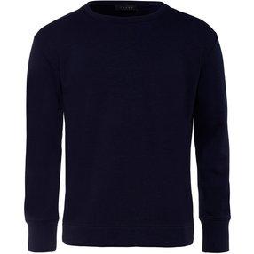 FALKE Herren Sweatshirt Rundhals, S, Blau, Uni, 1160235-63750200