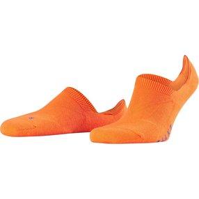 FALKE Cool Kick Füßlinge, 39-41, Orange, Uni, 16601-803402