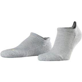 FALKE Cool Kick Sneakersocken, 39-41, Grau, Uni, 16609-340002