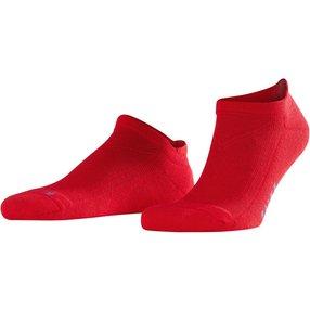 FALKE Cool Kick Sneakersocken, 44-45, Rot, Uni, 16609-815004