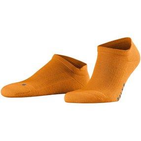 FALKE Cool Kick Sneakersocken, 44-45, Orange, Uni, 16609-821604
