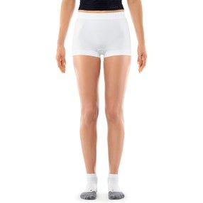 FALKE Damen Panties Warm, L, Weiß, Uni, 39118-286004