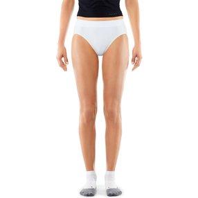 FALKE Damen Slip Warm, XL, Weiß, Uni, 39119-286005