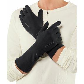 FALKE Light Handschuhe, L-XL, Schwarz, Uni, 37651-300003