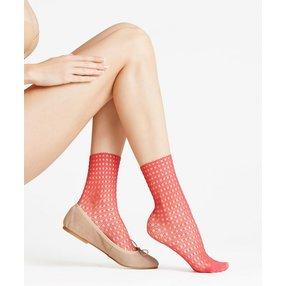 FALKE Hamper Damen Socken, Onesize, Pink, Netz, 41464-821801