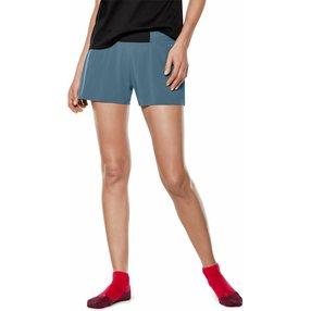 FALKE Damen Shorts, S, Blau, Uni, 65038-644302