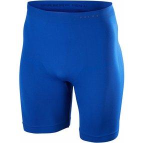 FALKE Herren Short Tights Warm, XL, Blau, Uni, 39620-671405