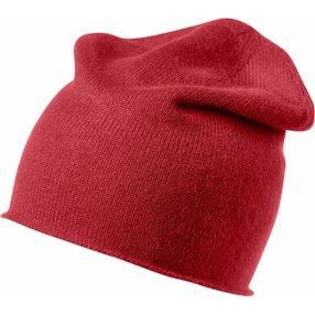 FALKE Mütze, Onesize, Rot, Uni, Kaschmir, 67011-878401
