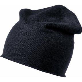 FALKE Mütze, Onesize, Blau, Uni, Kaschmir, 67011-643701