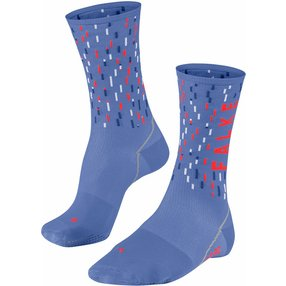 FALKE BC Impulse Peloton Biking Socken, 39-41, Blau, 16879-653802