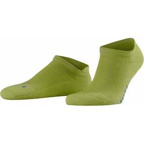 FALKE Cool Kick Sneakersocken, 39-41, Grün, Uni, 16609-718702
