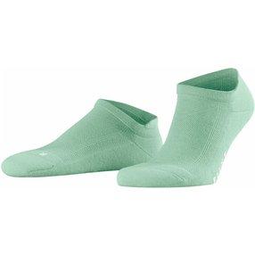 FALKE Cool Kick Sneakersocken, 46-48, Grün, Uni, 16609-718805