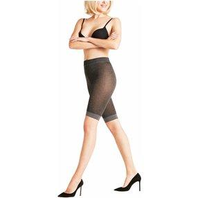 FALKE Cooling 40 DEN Damen Panties, S, Schwarz, Uni, 40555-300901