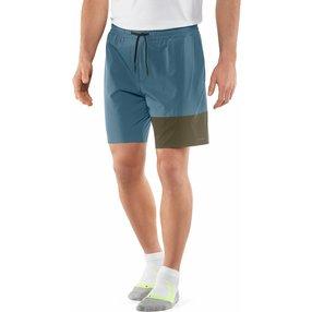 FALKE Herren Shorts, XXL, Blau, Uni, 61022-644306