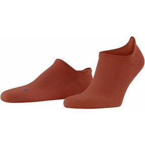 FALKE Cool Kick Sneakersocken, 46-48, Orange, Uni, 16609-882905