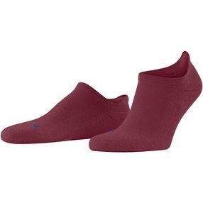 FALKE Cool Kick Sneakersocken, 46-48, Rot, Uni, 16609-841305